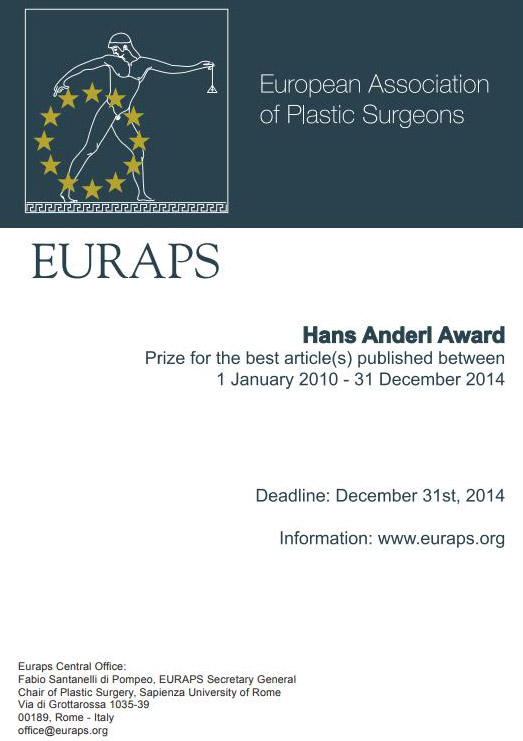 Hans Anderl Award